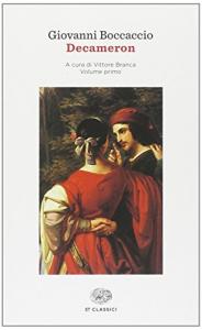 Decameron. Volume primo / Giovanni Boccaccio ; a cura di Vittore Branca