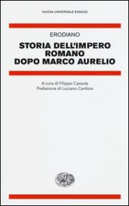 Storia dell'impero romano dopo Marco Aurelio