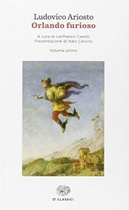 Orlando furioso / Ludovico Ariosto. Vol. 1
