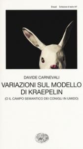 Variazioni sul modello di Kraepelin, (o Il campo semantico dei conigli in umido)