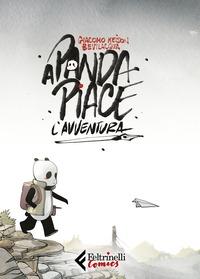 A Panda piace l'avventura