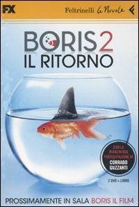 <Boris 2, il ritorno> Episodi 1-7 [DVD]