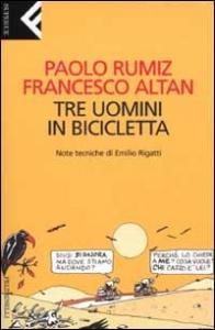 Tre uomini in bicicletta