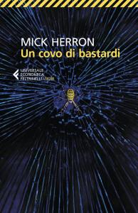 [1]: Un covo di bastardi/ Mick Herron