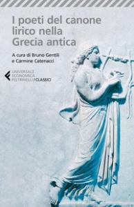 I poeti del canone lirico della Grecia antica