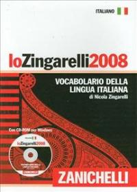 Lo Zingarelli 2008
