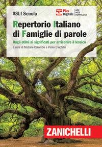 Repertorio italiano di famiglie di parole