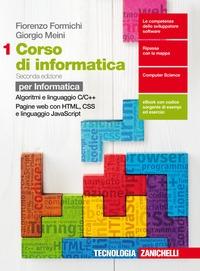 Corso di informatica per informatica. 1: Algoritmi e linguaggio C/C++, Pagine web con Html, CSS e linguaggio JavaScript