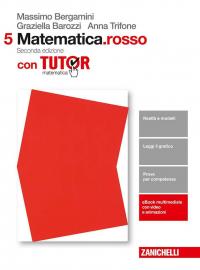 Matematica.rosso / Massimo Bergamini, Graziella Barozzi, Anna Trifone. 5
