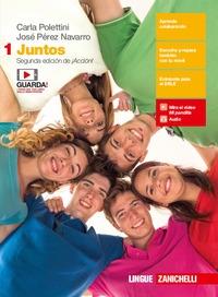 Juntos : seconda edicion de ¡Acción! / Carla Polettini, Josè Perez Navarro. 1