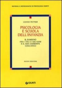 Psicologia e scuola dell'infanzia