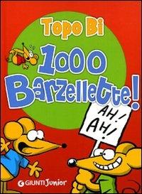 1000 barzellette!