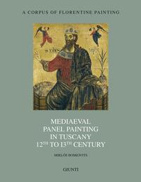 Mediaeval panel painting in Tuscany 12. to 13. century