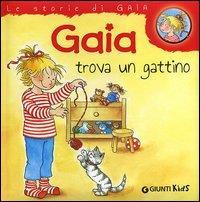 Gaia trova un gattino