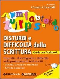 Disturbi e difficoltà della scrittura
