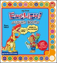My first English! Sound book