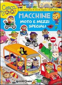 Macchine, moto e mezzi speciali