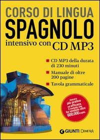 Spagnolo intensivo con CD MP3