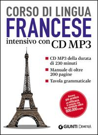 Francese intensivo con CD MP3