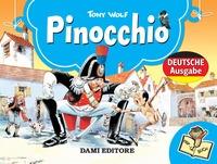 Pinocchio 3D. Ediz. tedesca