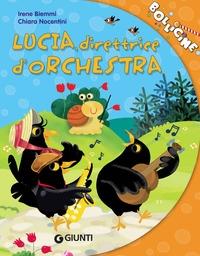 Lucia, direttrice d'orchestra