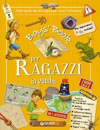 Boys' book per ragazzi in gamba