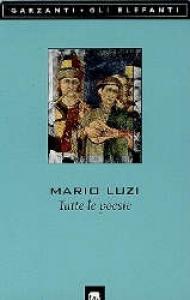 Tutte le poesie/Mario Luzi