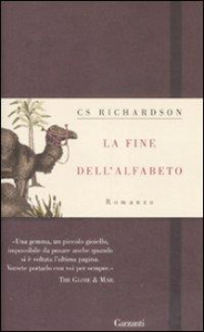 La fine dell'alfabeto / CS Richardson