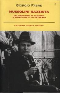 Mussolini razzista