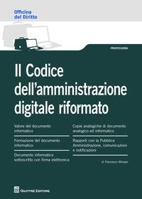 Il codice dell'amministrazione digitale riformato