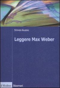 Leggere Max Weber