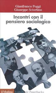 Incontri con il pensiero sociologico