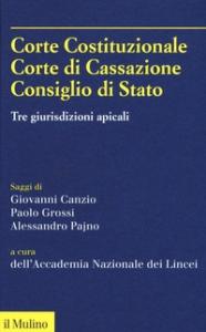 Corte Costituzionale, Corte di Cassazione, Consiglio di Stato