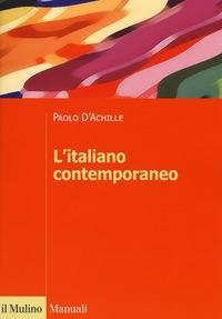L'italiano contemporaneo