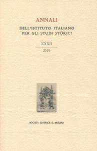 Annali dell'Istituto italiano per gli studi storici