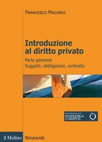 Introduzione al diritto privato