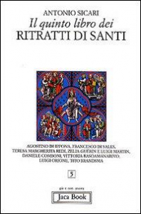 Il quinto libro dei Ritratti di santi