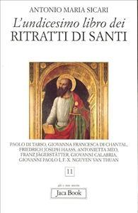 L'undicesimo libro dei ritratti di santi