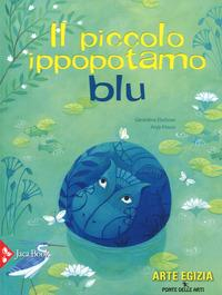 Il piccolo ippopotamo blu