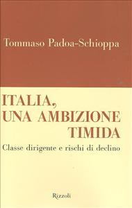 Italia, una ambizione timida