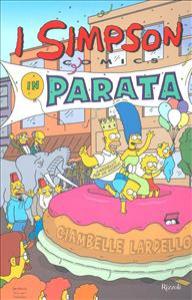 I Simpson in parata