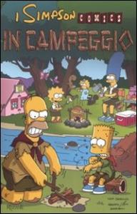 I Simpson in campeggio