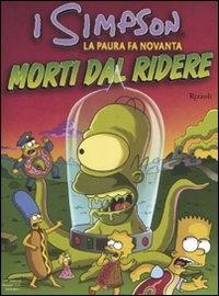 I Simpson, la paura fa novanta. Morti dal ridere