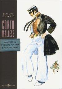 Corto Maltese. Concerto in O' minore per arpa e nitroglicerina