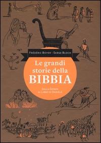 Le grandi storie della Bibbia