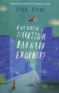 Che cosa è successo a Barnaby Brocket?