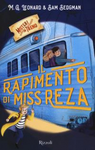 Il rapimento di Miss Reza