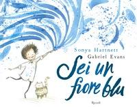 Sei un fiore blu