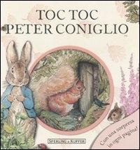 Toc toc Peter coniglio / [Beatrix Potter]