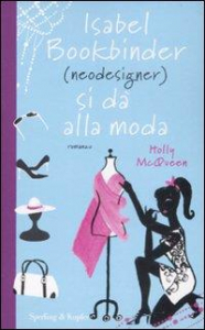 Isabel Bookbinder (neodesigner) si dà alla moda